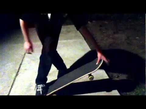 How to do a Fun Flip on a skateboard