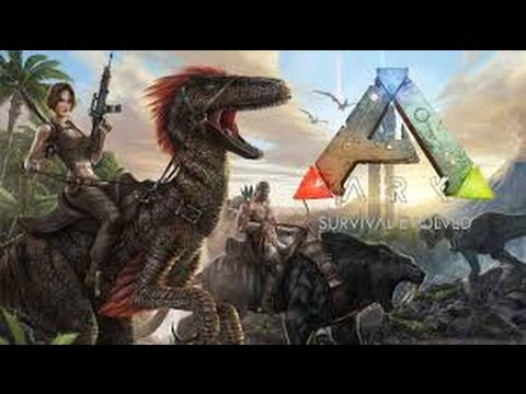 Ark Survival Evolved Gameplay Solo#2