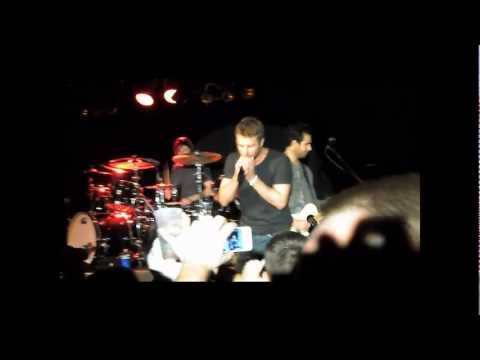 Dierks Bentley - Every Mile A Memory (Live at Joe's Bar 2/9/12)