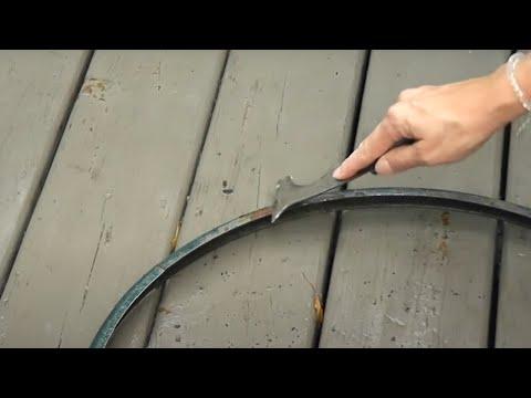Outdoor Table Makeover DIY ~ Emoji Table ~ Garbage to Gorgeous® Episode #19 ~ Craft Klatch