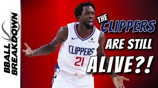 Clippers Make Warriors Strength Into A Surprising Weakness