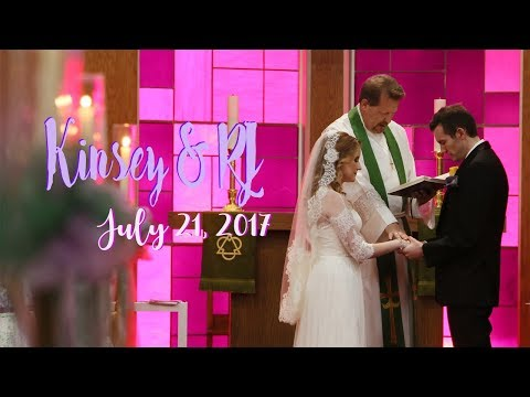 Kinsey & RJ - Wedding Video