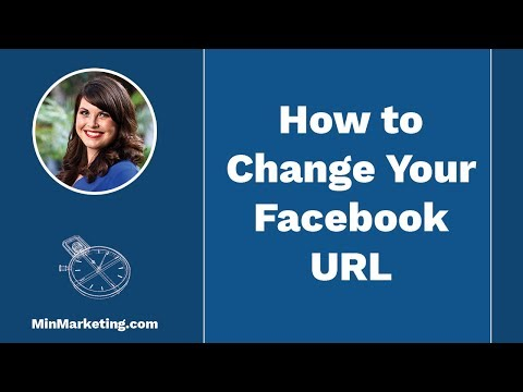 How to Change Your Facebook URL (2015)