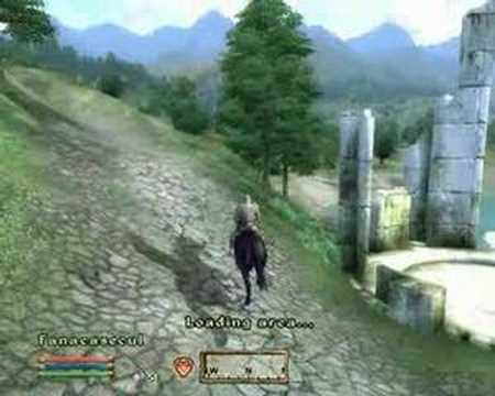 Oblivion - Speed Riding