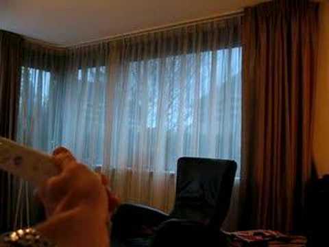 Wii - Wiindow Curtain Control