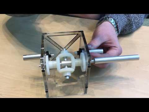 Rowan University Machine Design Gearbox