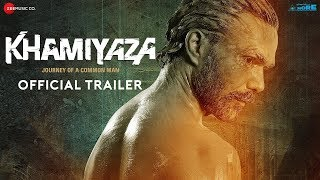 Khamiyaza - Journey Of A Common Man | Official Trailer | Heramb Tripathi & Pyali Munsi