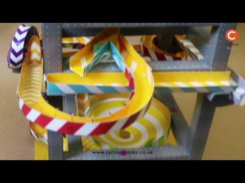 Master Builder  Roller Coaster Marble Run