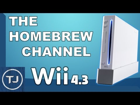 Install Homebrew Channel On Nintendo Wii 4.3 (2017 Tutorial!)