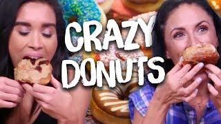 Nacho & Margarita Donuts?! (Cheat Day)