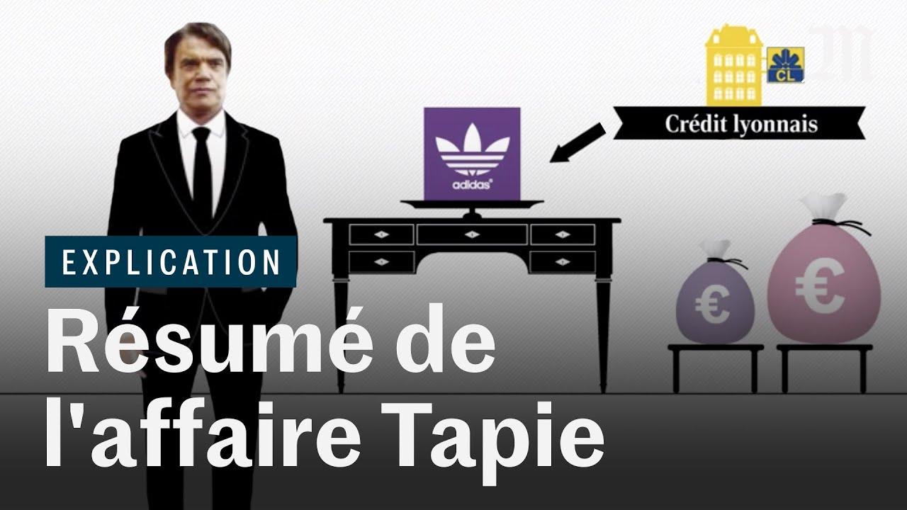 Comprendre l'affaire Tapie en 5 minutes
