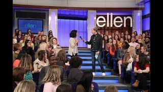 Ellen Sends Her Audience on a Romantic Getaway!