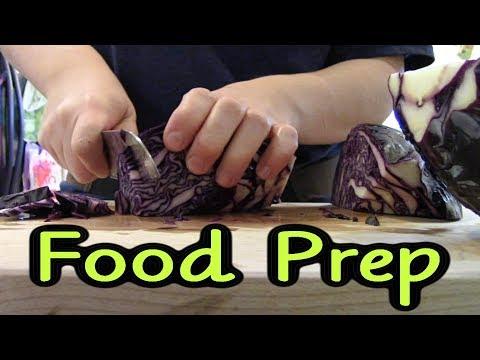 Food Prep ~ Grain Bowl Prep
