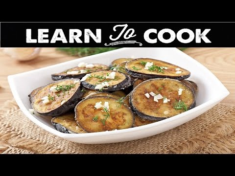 How to Cook Roasted Eggplant