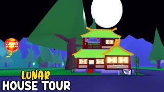New LUNAR HOUSE TOUR In Adopt Me!   SunsetSafari