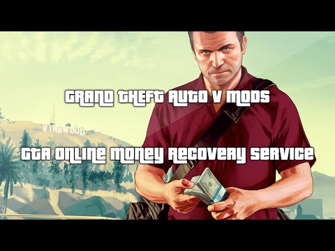 Grand Theft Auto (GTA V) Mods - [Xbox 360/Xbox One] GTA V Online Unlimited Money Recovery Service