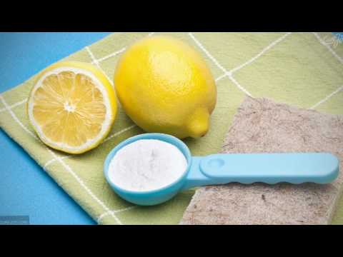 Lemon And Baking Soda A Miraculous Combination
