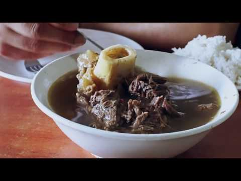 Hangover cure in Bacolod: CANSI, Bulalo
