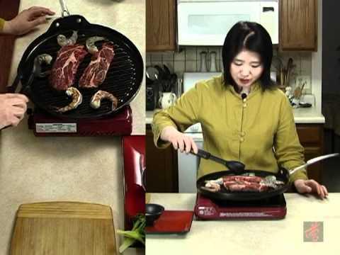YumYum Steak and Shrimp
