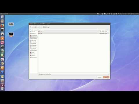 mkvmerge GUI joining AVI files