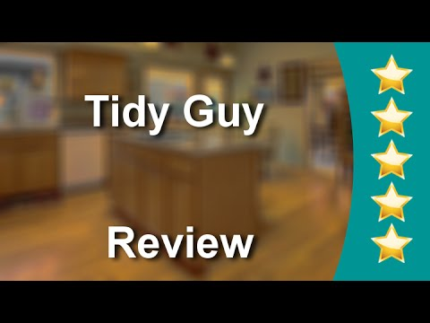 Tidy Guy carpet cleaining 5 Star Review by Erin Eckel