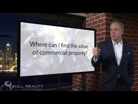 Where can I find the value of commercial property?