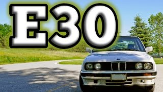 Regular Car Reviews: 1991 BMW E30 318i