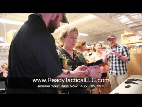 Women's Gun Safety Course in Las Vegas w/ Ready Tactical LLC
