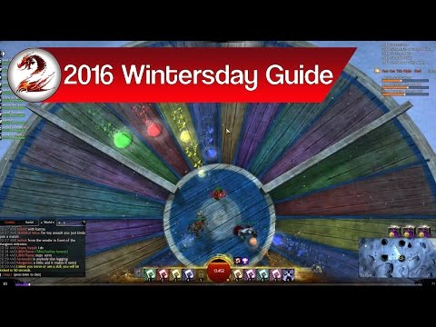 Guild Wars 2: Wintersday 2016 Guide – New Mini Tiny Snowball, Wrapped Weapons & More!