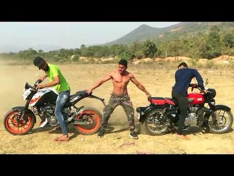 The Real Baahubali | Steel Man Of India | Bike Stunts | Car Stunts 2018 | Bike Stunts