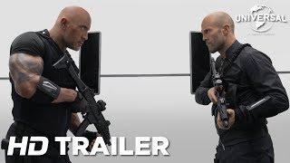 Fast & Furious: Hobbs & Shaw - Trailer 2