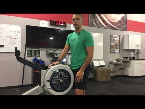 Rowing - Part 3 - Damper Setting and Drag Factor - Tips For Tuesday - Episode 23