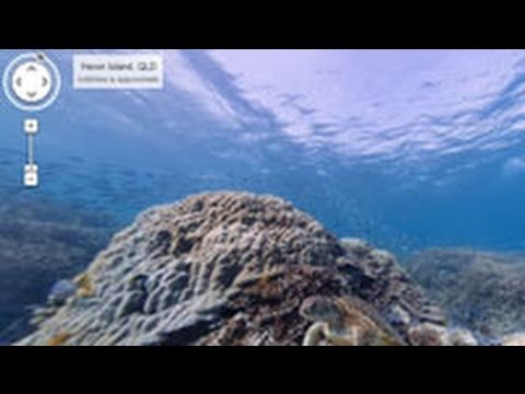 Google Launches Underwater