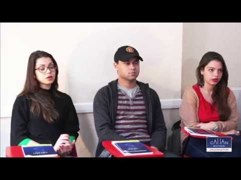 Callan Method Organisation official revision lesson demonstration