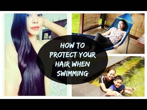 How to Protect your Hair When Swimming in Pool or Beach- Beautyklove