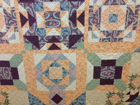 Downton Abbey Quilt Along Live! - February 2, 2014