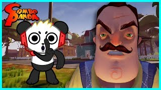 New Hello Neighbor Ep 5 Stuck in the BASEMENT Let