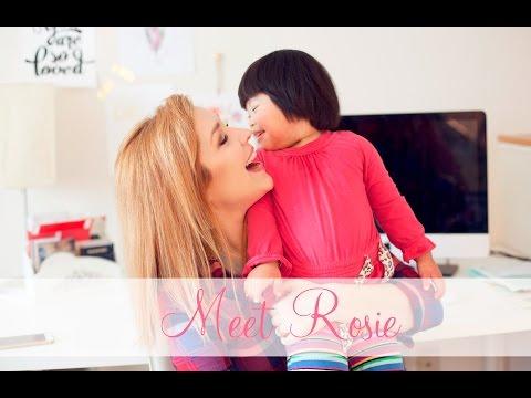 Meet ROSIE!!!! | China Adoption Story | This Gathered Nest