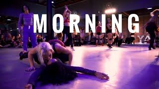 """Morning"" - Teyana Taylor & Kehlani | Nicole Kirkland Choreography"