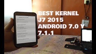 SynexOs 2 0 1 Galaxy J7 2015 THE BEST ROM - PakVim net HD Vdieos Portal
