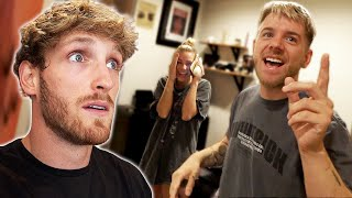 WE WALKED IN ON THEM! (Embarrassing)