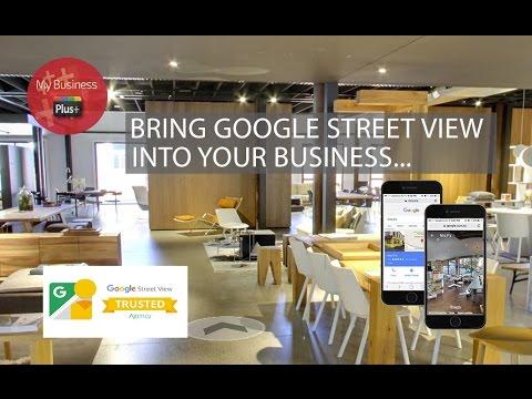 GOOGLE MY BUSINESS  - GOOGLE STREET VIEW