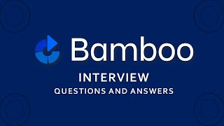 Bamboo Interview Questions and Answers   DevOps   Bamboo 
