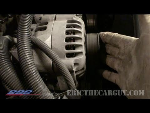 Diagnosing Alternator Problems - EricTheCarGuy