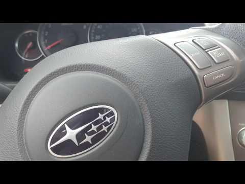 2008 Subaru Outback poor radio reception