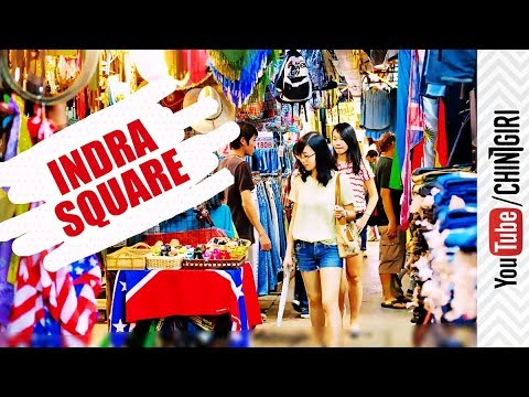 INDRA SQUARE : CHEAPEST Indian Market in BANGKOK