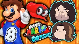 Super Mario Odyssey: Only 10 Coins - PART 8 - Game Grumps
