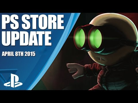PlayStation Store Highlights - 8th April 2015
