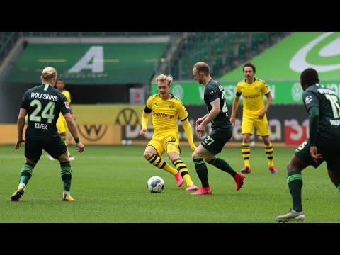 Wolfsburg 0-2 Dortmund Post Match Analysis, Havertz + Q&A