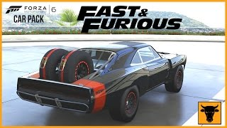 Forza 6 - Fast & Furious Car Pack